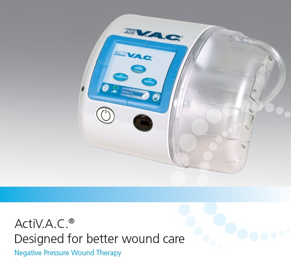 Prevena Vac System Incision Management System Prevena Kci